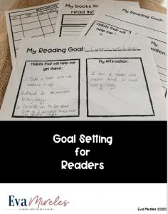 Goal setting for readers