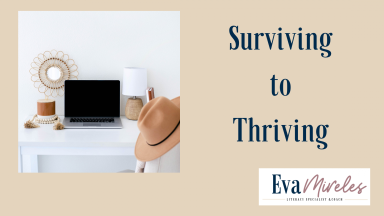 Surviving-To-Thriving-With-A-Reflective-Practice